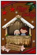Happy Holidays-WPC Christmas Challenge 2