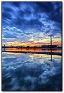 Miasto Sunset
