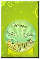 Szczęśliwego Nowego Roku 2011