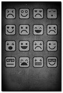 Emoticon Shelves