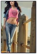 Hot Girl in Jeans