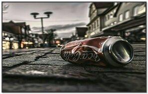 Coca-Cola Wall