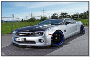 Camaro By Magnet
