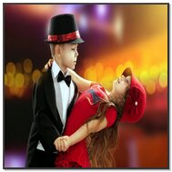 Romantic Kids Dance