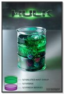 The Hulk Drink