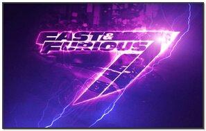 Fast N The Furious 7