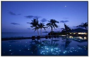 Night Reflection Hd