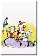Calvin and Hobbes Travel