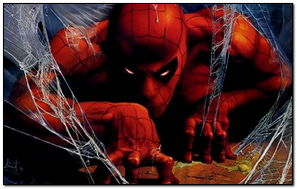 Spider Man Illustration-wallpaper-1024x768