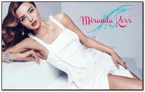 Latest Miranda Kerr Photoshoot HD Wallpaper