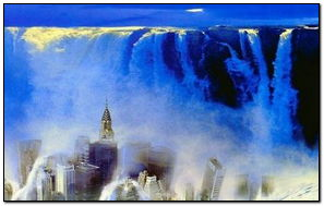 Waterfall 3D