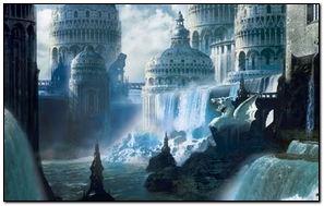 Lâu đài trên biển