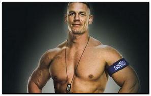 John Cena Proud Wwe