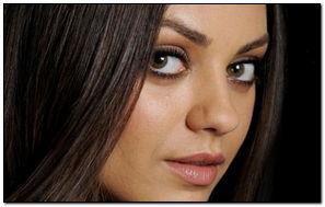 Mila Kunis Green Eyes