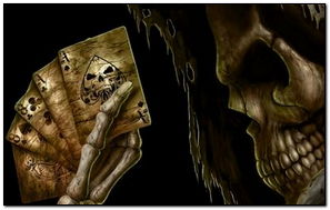 Skull Poker