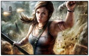 Lady Lara Tomb Rider