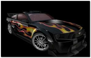 NFS MW Blacklist 1 Boss Car Razor