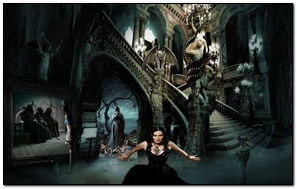 Gothic Castle Wpc310