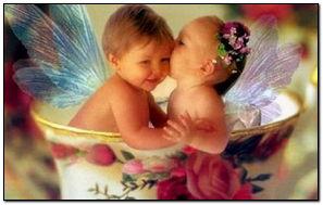 बेबी चुंबन