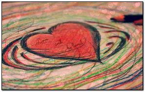 Heart Made Pencils