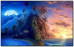 Tranh Đại dương