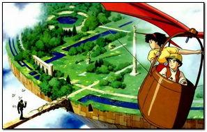 Flying Ship