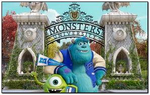 Đại học Monsters