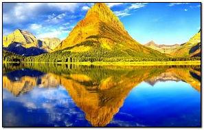 Желтая гора
