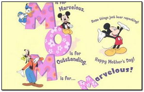 Mother's Day Disney