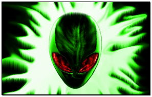 Alienware NEW GreenRed