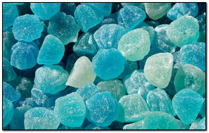 Blue Sweets