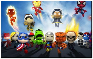 Super Heroes Children