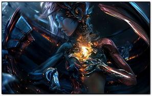 Người phụ nữ Fantasy