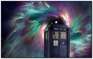 TARDIS NEBULA SPACE