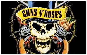 GUNS dan ROSES
