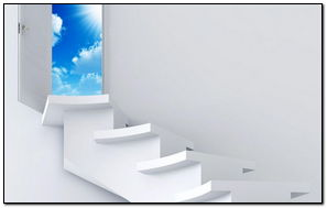 Staircase To Freedom