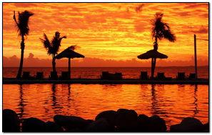 Fijian-sunset