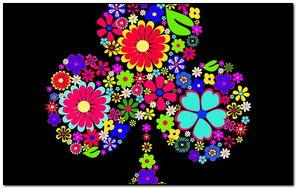 Floral Clover