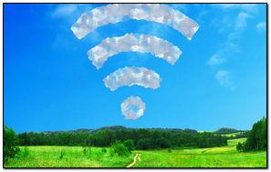 WiFi Cloud 927288