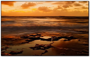 Tide Pools-wallpaper