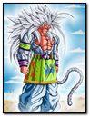 Son Goku Super Sajajin