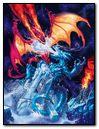 Fire n Ice dragon battle
