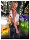 NFS Blond Girl