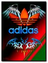 Adidas Tattoo