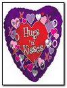 Hugged N Kisses