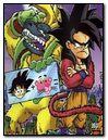 Fusion Goku Con Pantera Rosa