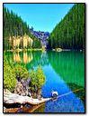 Crystal Clear Lake Mountain