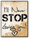 I Never...