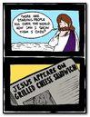 Cheese- Jesus