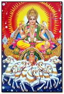 God Surya